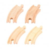 Bigjigs Rail - Short Curved Track