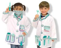 Doctors Role Play Costume Set