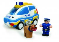 Police Chase Charlie Wow Pre School / Toddler Toy