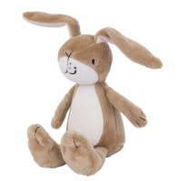 Little Nutbrown Hare Bean Rattle