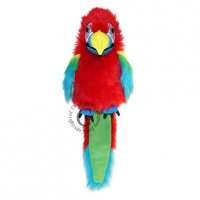 Amazon Macaw Hand Puppet