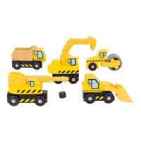 Site Vehicles - Bigjigs Rail