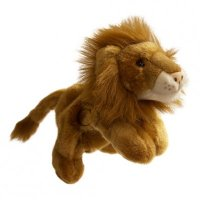 Lion - Full Bodied Hand Puppet
