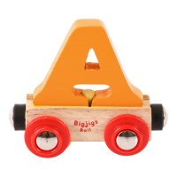 Letter A - Bigjigs Rail Name