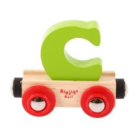 Letter C - Bigjigs Rail Name