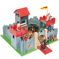 Camelot Wooden Castle by Le Toy Van