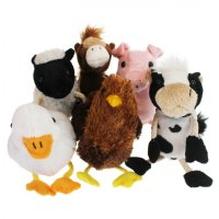 Farm - Finger Puppets - Set of 6
