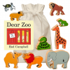Dear Zoo Story Sack Wooden Animals