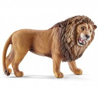 Lion Roaring - Schleich Wild Animal