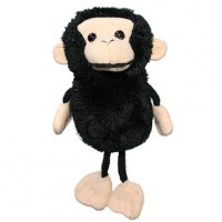 Chimp - Finger Puppet