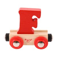 Letter F - Bigjigs Rail Name