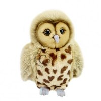 Owl - Full Bodied Hand Puppet