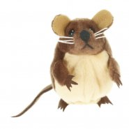 Brown Mouse - Finger Puppet