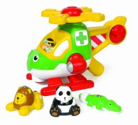 Harry Copter`s Animal Rescue Wow Preschool / Toddler Toy