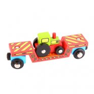 Bigjigs Rail - Tractor Low Loader