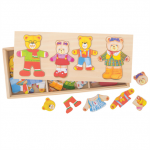 Bigjigs Wooden Jigsaws & Games