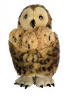 Tawny Owl with Babies - Puppet Set