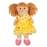 Daisy Doll by Bigjigs Toys