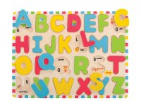 Alphabet Upper Case Puzzle