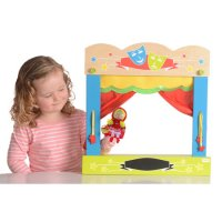 Carry-Case Finger Puppet Theatre