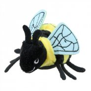 Bumble Bee - Finger Puppet