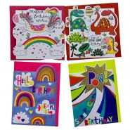 Open Age Birthday Cards