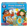 Pirate Snakes and Ladders