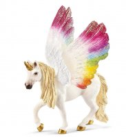 Winged Rainbow Unicorn - Schleich