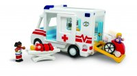 Robin's Medical Rescue - WOW Toys ambulance set.
