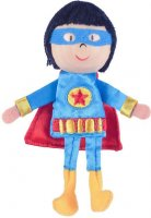 Boy - Hero Finger Puppet