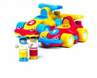 Turbo Twins Wow Pre School / Toddler Toy