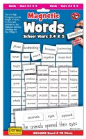 Magnetic Words - School Years 3, 4 & 5