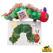 Very Hungry Caterpillar Book and Soft Toy