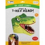 Fiesta Crafts 3D Mask Craft Kits