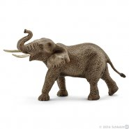 African Elephant Male - Schleich
