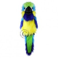 Blue and Gold Macaw - Puppet