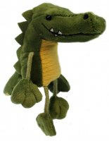 Crocodile - Finger Puppet