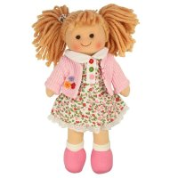 Poppy Doll by Bigjigs Toys
