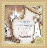 Guess How Much I Love You - Snuggle Cloth Book