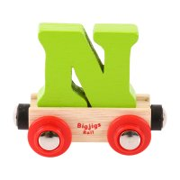 Letter N - Bigjigs Name Train
