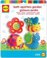Garden Squirters - Bath Toy 6 months+