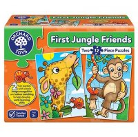 First Jungle Friends