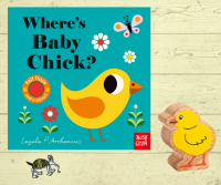 Where's Baby Chick with wooden chick