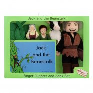 Jack and the Beanstalk - Finger Puppet Set
