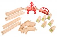 Bigjigs Rail - Bridge Expansion Set