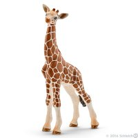 Giraffe Calf - Schleich Wild Animal
