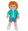 Jacob Rag Doll by Bigjigs Toys