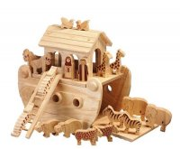 Junior Natural Noah's Ark