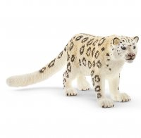 Snow Leopard - Schleich Animal