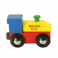 Bigjigs Rail Name Engine